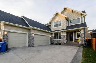 Photo 1: 202 FORTRESS Bay SW in Calgary: Springbank Hill House for sale : MLS®# C4098757