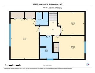 Photo 26: 16108 88 Avenue in Edmonton: Zone 22 House for sale : MLS®# E4228839