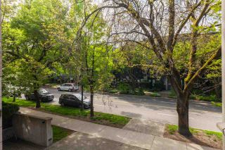 """Photo 28: 202 2181 W 12TH Avenue in Vancouver: Kitsilano Condo for sale in """"The Carlings"""" (Vancouver West)  : MLS®# R2579636"""