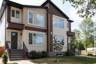 Photo 5: 9248 90 Street in Edmonton: Zone 18 House Half Duplex for sale : MLS®# E4252934