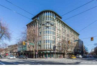 """Photo 1: 213 1 E CORDOVA Street in Vancouver: Downtown VE Condo for sale in """"CARROLL STATION"""" (Vancouver East)  : MLS®# R2587442"""