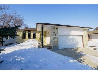 Photo 1: 626 Charleswood Road in Winnipeg: Residential for sale (1G)  : MLS®# 1704236