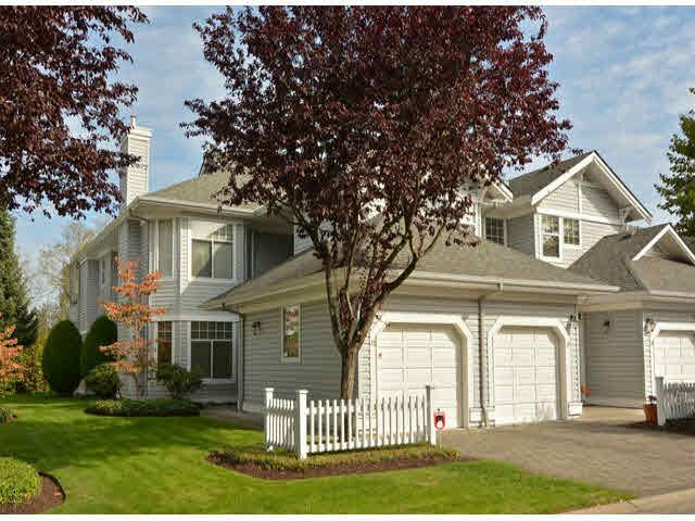 """Main Photo: 17 5708 208TH Street in Langley: Langley City Townhouse for sale in """"Bridle Run"""" : MLS®# F1424617"""