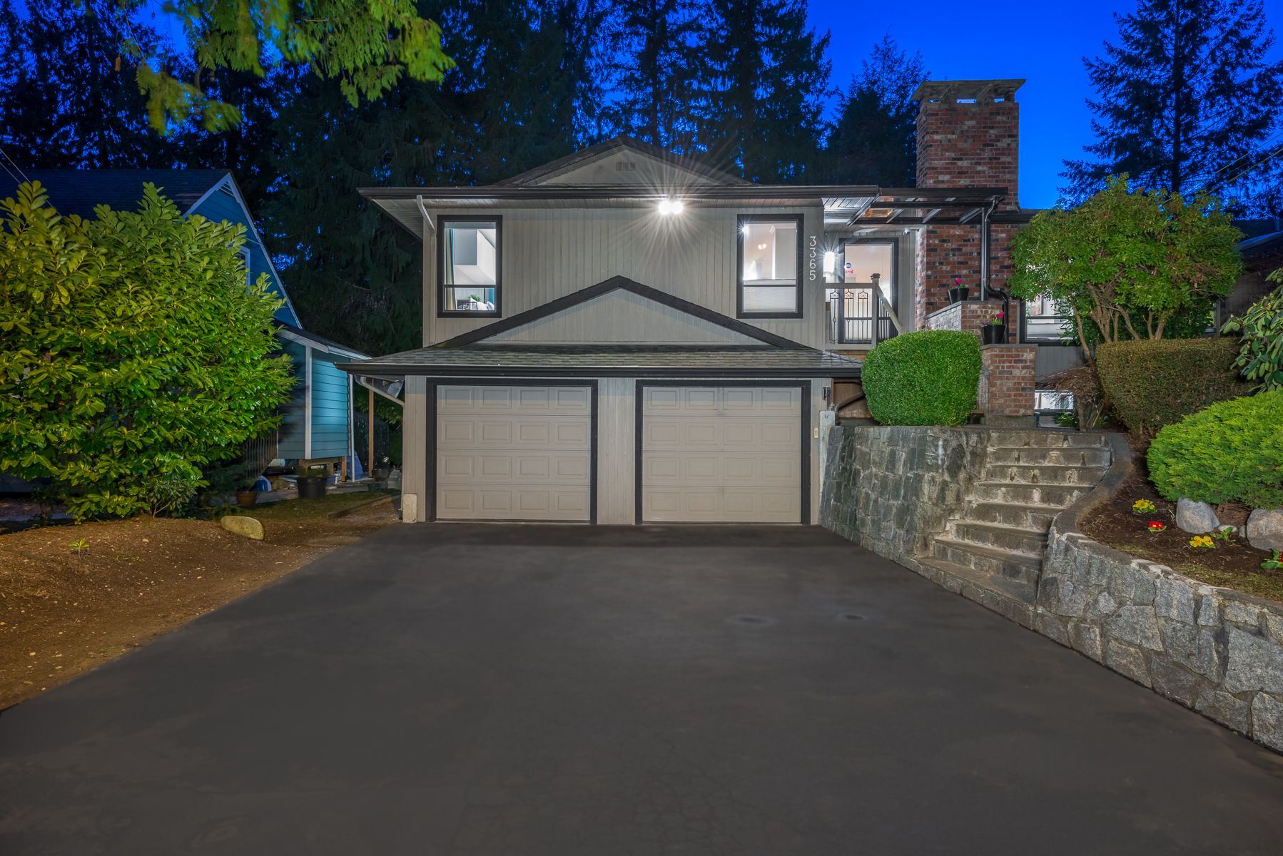 Main Photo: 3365 UPTON Road in North Vancouver: Lynn Valley House for sale : MLS®# R2445572