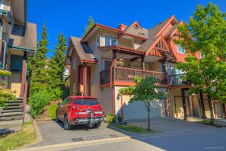 """Photo 1: 38 50 PANORAMA Place in Port Moody: Heritage Woods PM Townhouse for sale in """"ADVENTURE RIDGE"""" : MLS®# R2598542"""