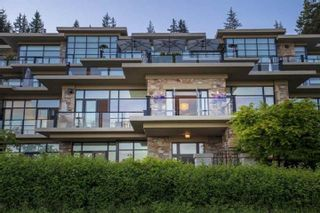 Photo 3: 102 2225 TWIN Creek in West Vancouver: Whitby Estates Townhouse for sale : MLS®# R2548248