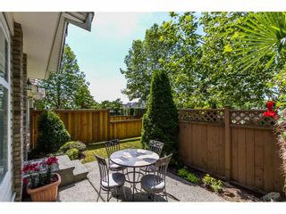 """Photo 20: 4 1290 AMAZON Drive in Port Coquitlam: Riverwood Townhouse for sale in """"CALLOWAY GREEN"""" : MLS®# R2085636"""