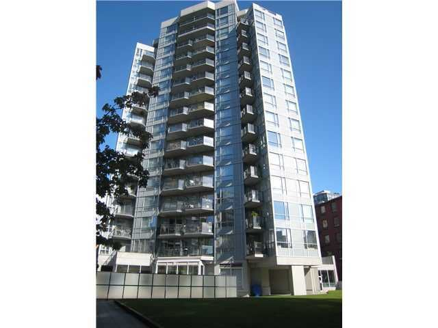 "Main Photo: 709 1212 HOWE Street in Vancouver: Downtown VW Condo for sale in ""1212 HOWE"" (Vancouver West)  : MLS®# V931827"