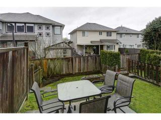 """Photo 9: 17 1055 RIVERWOOD Gate in Port Coquitlam: Riverwood Townhouse for sale in """"MOUNTAIN VIEW ESTATES"""" : MLS®# V1001823"""