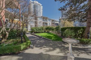 """Photo 31: 411 2 RENAISSANCE Square in New Westminster: Quay Condo for sale in """"The Lido"""" : MLS®# R2620634"""