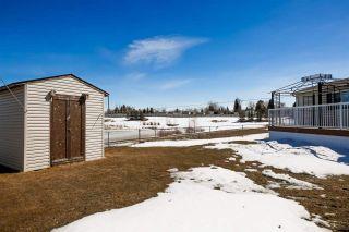 Photo 23: 440 Oak Wood Crescent in Edmonton: Zone 42 Mobile for sale : MLS®# E4194896