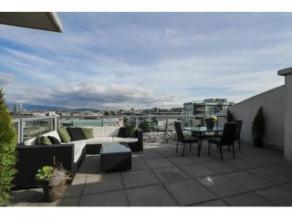 "Photo 12: PH2 587 W 7TH Avenue in Vancouver: Fairview VW Condo for sale in ""AFFINITI"" (Vancouver West)  : MLS®# V1049007"