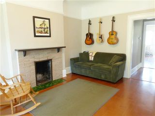 """Photo 2: 2727 FRANKLIN Street in Vancouver: Hastings East House for sale in """"HASTINGS SUNRISE"""" (Vancouver East)  : MLS®# V1128916"""