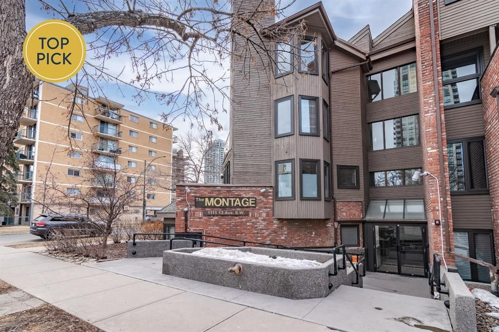 Spacious condo in the Beltline's charming Montage