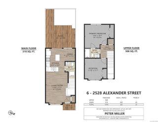 Photo 30: 6 2528 Alexander St in : Du East Duncan Row/Townhouse for sale (Duncan)  : MLS®# 878839