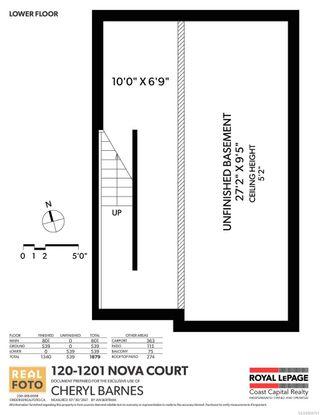 Photo 9: 120 1201 Nova Crt in : La Westhills Row/Townhouse for sale (Langford)  : MLS®# 884761