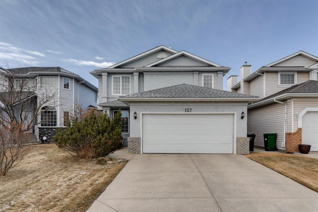 Main Photo: 127 Hawkmount Close NW in Calgary: Hawkwood Detached for sale : MLS®# A1094482