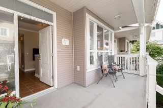 """Photo 2: 41 5999 ANDREWS Road in Richmond: Steveston South Townhouse for sale in """"RIVERWIND"""" : MLS®# R2077497"""