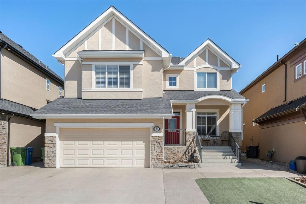 Main Photo: 38 TUSCANY ESTATES Point NW in Calgary: Tuscany Detached for sale : MLS®# A1095499
