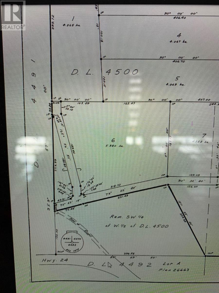 Main Photo: LOT 6 FAWN CREEK ROAD in 100 Mile House: Vacant Land for sale : MLS®# R2616056