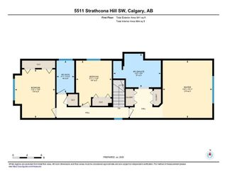 Photo 34: 5511 Strathcona Hill SW in Calgary: Strathcona Park Detached for sale