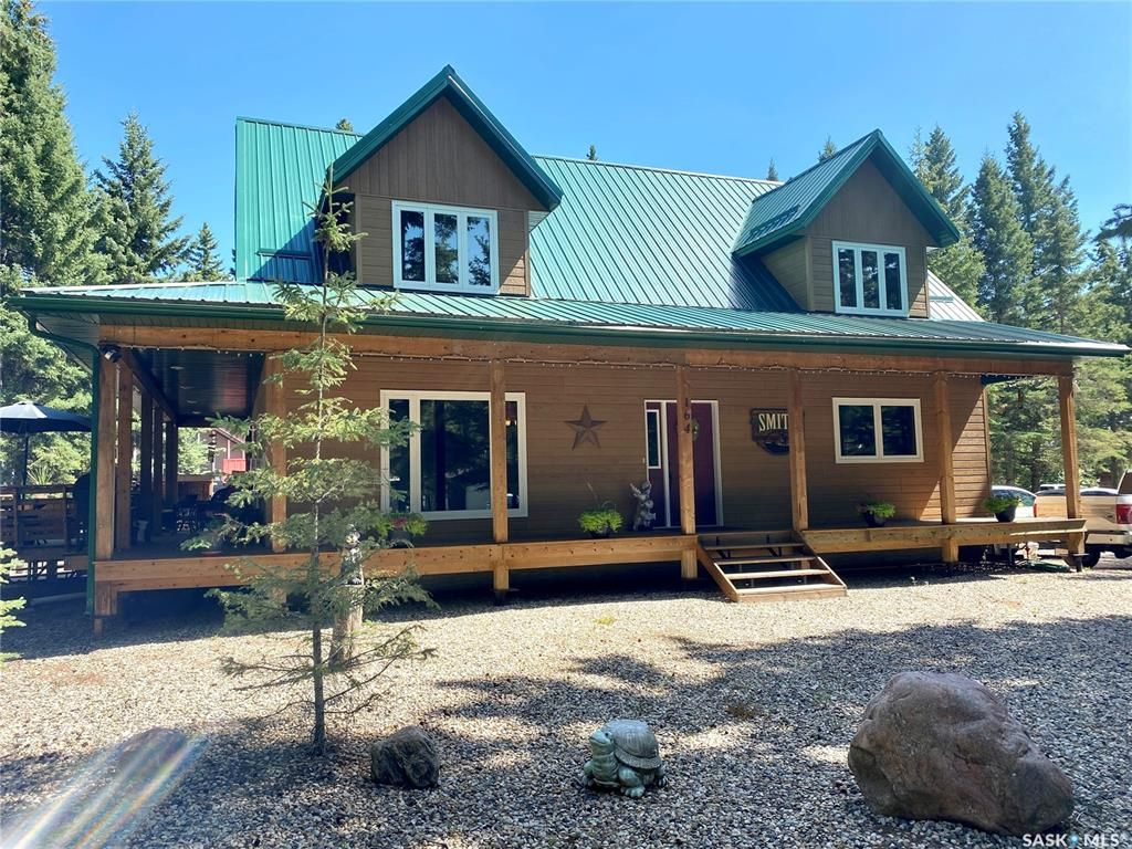 Main Photo: 164 Oak Place in Turtle Lake: Residential for sale : MLS®# SK865518