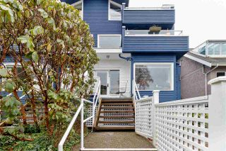 """Photo 1: 2530 CORNWALL Avenue in Vancouver: Kitsilano Townhouse for sale in """"NORTH OF 4TH AVENUE"""" (Vancouver West)  : MLS®# R2440158"""