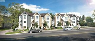 Photo 1: 8 1032 Cloverdale Ave in VICTORIA: SE Quadra Row/Townhouse for sale (Saanich East)  : MLS®# 779756