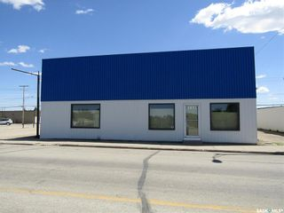 Photo 1: 114 Railway Avenue East in Nipawin: Commercial for sale : MLS®# SK845134