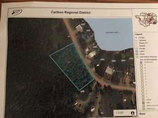 """Main Photo: LOT C NORWOOD Road in Quesnel: Bouchie Lake Land for sale in """"BOUCHIE LAKE"""" (Quesnel (Zone 28))  : MLS®# R2470614"""