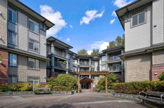 "Main Photo: 314 12020 207A Street in Maple Ridge: Northwest Maple Ridge Condo for sale in ""WESTBROOKE"" : MLS®# R2578401"