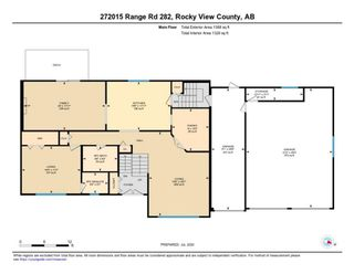 Photo 36: 272015 Range Road 282 in Rural Rocky View County: Rural Rocky View MD Detached for sale : MLS®# A1065309