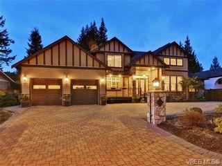 Photo 1: 804 Alvarado Terr in VICTORIA: SE Cordova Bay House for sale (Saanich East)  : MLS®# 722760