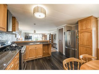 """Photo 10: 157 27111 0 Avenue in Langley: Aldergrove Langley Manufactured Home for sale in """"Pioneer Park"""" : MLS®# R2597222"""