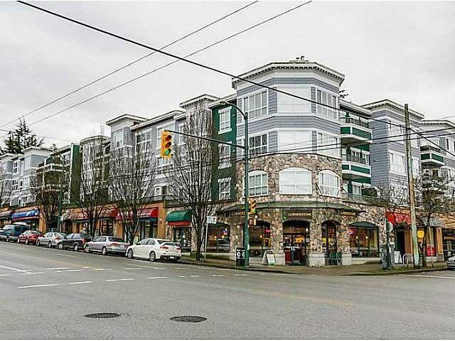 Main Photo: 428 2680 W 4TH AVENUE in Vancouver West: Kitsilano Condo for sale ()  : MLS®# V1110099