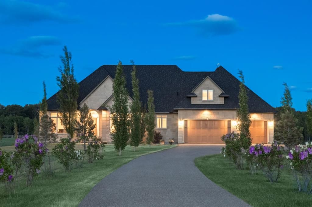 Main Photo: 48121 279 Avenue E: Rural Foothills County Detached for sale : MLS®# A1119372