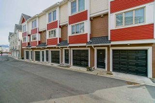 Photo 25: 159 32633 SIMON Avenue in Abbotsford: Abbotsford West Townhouse for sale : MLS®# R2552080