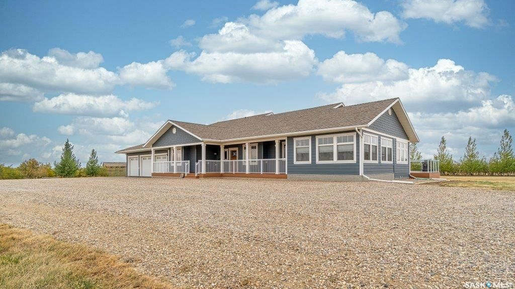 Main Photo: Boyle Acreage in Moose Jaw: Residential for sale (Moose Jaw Rm No. 161)  : MLS®# SK845819