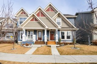 Photo 1: 4791 CRABAPPLE Run in Edmonton: Zone 53 House Half Duplex for sale : MLS®# E4235822