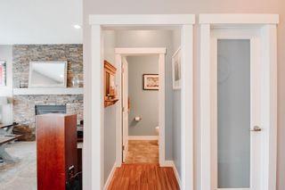 Photo 22: 4073 ALLAN Crescent in Edmonton: Zone 56 House Half Duplex for sale : MLS®# E4256367