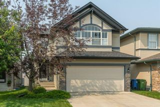 Photo 1: 175 Cougarstone Court SW in Calgary: Cougar Ridge Detached for sale : MLS®# A1130400