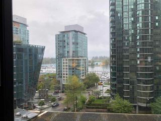 "Photo 2: 504 1333 W GEORGIA Street in Vancouver: Coal Harbour Condo for sale in ""THE QUBE"" (Vancouver West)  : MLS®# R2575416"