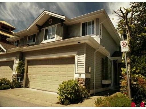 Main Photo: 55 6950 120TH Street in Surrey: West Newton Townhouse for sale : MLS®# F1126556