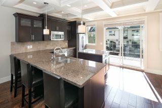 """Photo 1: 17 3380 FRANCIS Crescent in Coquitlam: Burke Mountain Townhouse for sale in """"Francis Gate"""" : MLS®# R2110259"""
