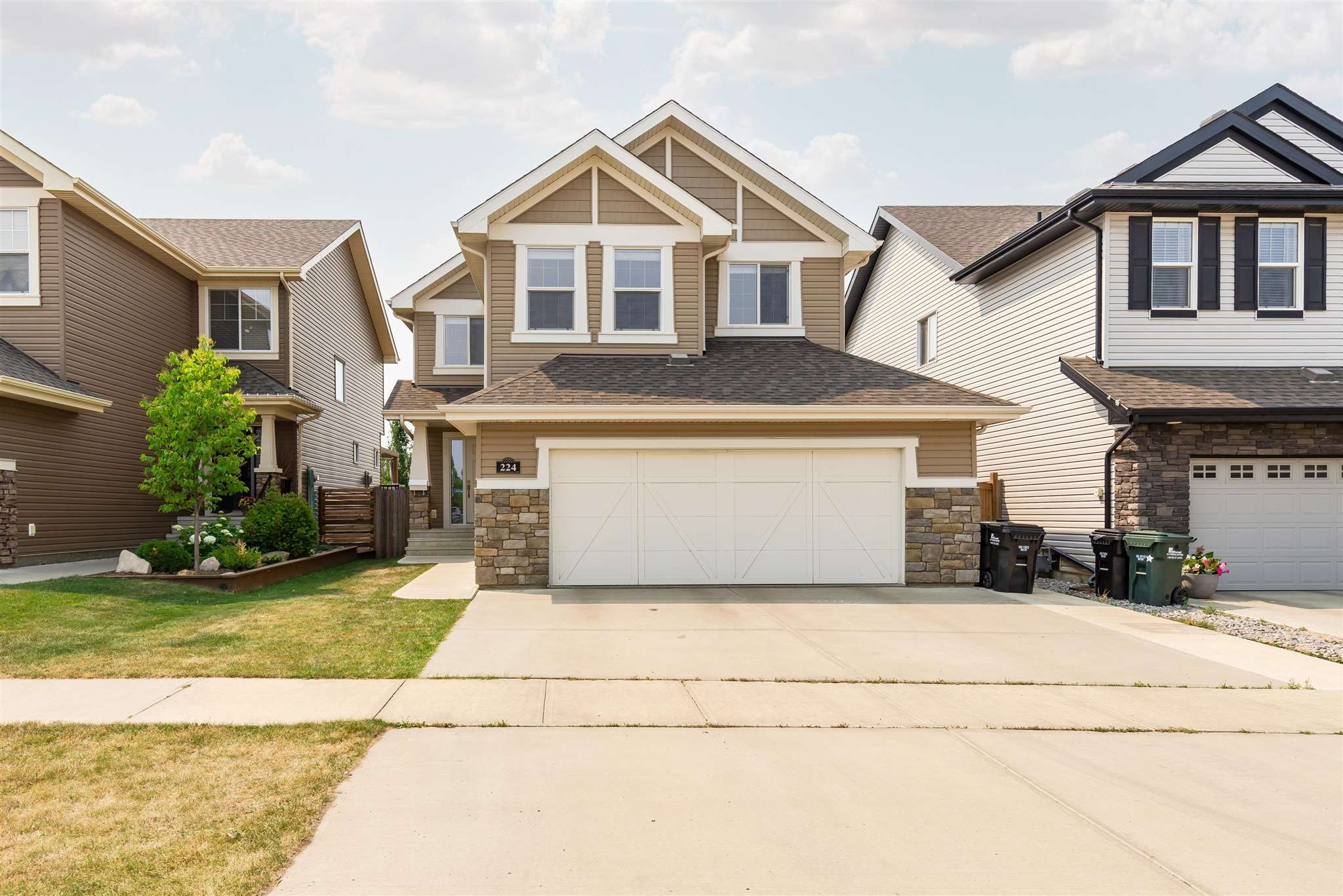 Main Photo: 224 CAMPBELL Point: Sherwood Park House for sale : MLS®# E4255219