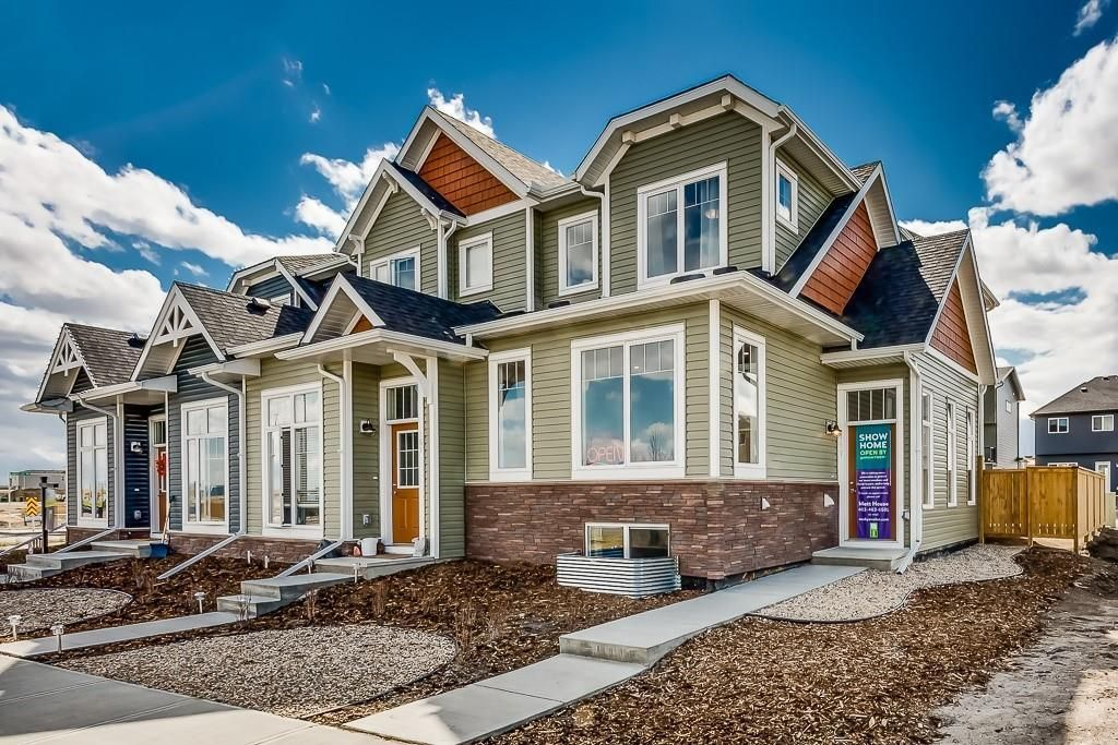 Show Home - great curb appeal