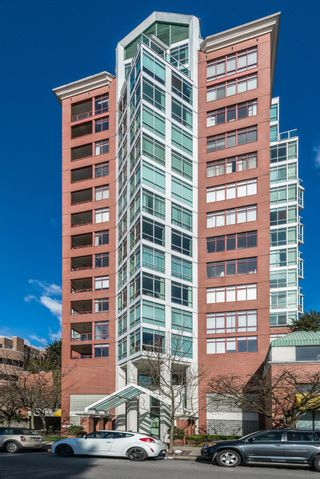 """Photo 1: 802 130 E 2ND Street in North Vancouver: Central Lonsdale Condo for sale in """"The Olympic"""" : MLS®# R2615870"""