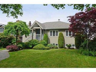 Photo 7: 5465 ELIZABETH Street in Vancouver West: Home for sale : MLS®# V1012301