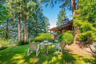 """Photo 24: 370 374 SMUGGLERS COVE Road: Bowen Island House for sale in """"Hood Point"""" : MLS®# R2518143"""