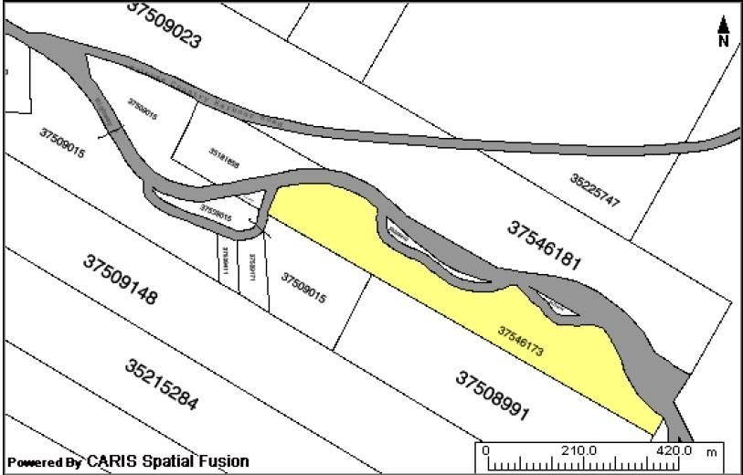 Main Photo: LOT B #7 Highway in Melrose: 303-Guysborough County Vacant Land for sale (Highland Region)  : MLS®# 202110680